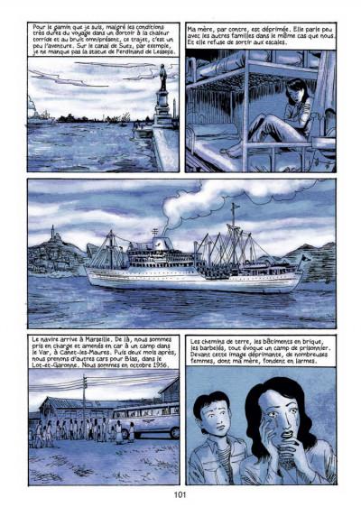 Page 2 mémoires de Viet Kieu tome 1 - quitter Saigon