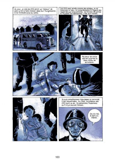 Page 4 mémoires de Viet Kieu tome 1 - quitter Saigon