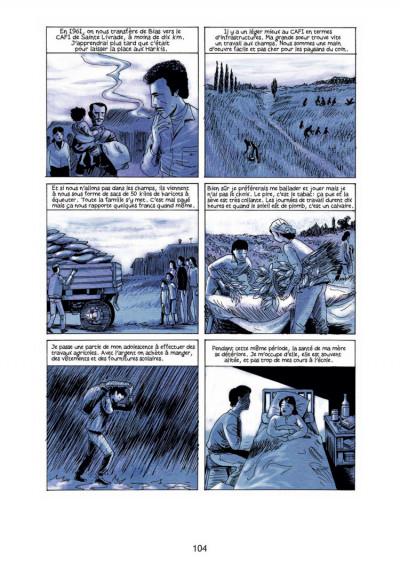 Page 5 mémoires de Viet Kieu tome 1 - quitter Saigon