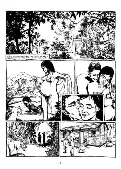 Page 2 Benigno - mémoires d'un guérillero du Che