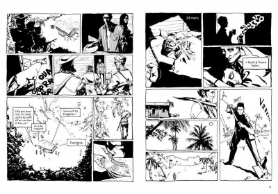 Page 3 Benigno - mémoires d'un guérillero du Che