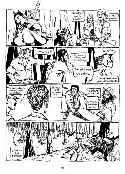 Page 5 Benigno - mémoires d'un guérillero du Che