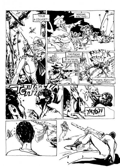 Page 6 Benigno - mémoires d'un guérillero du Che