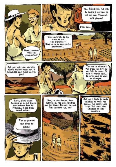 Page 3 les jardins du Congo