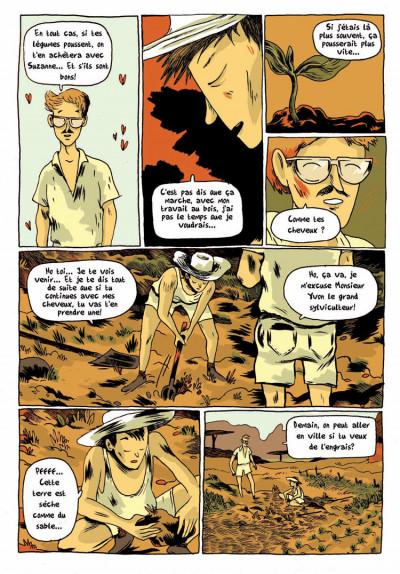 Page 4 les jardins du Congo