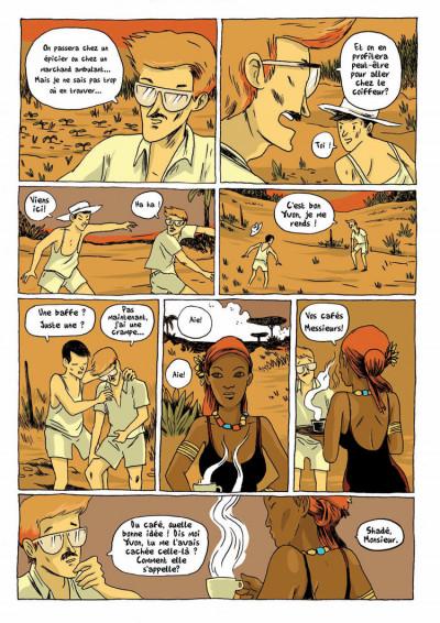 Page 5 les jardins du Congo