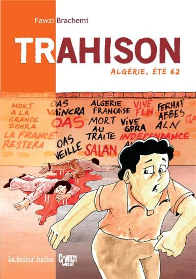 image de Trahison - Algérie, été 62