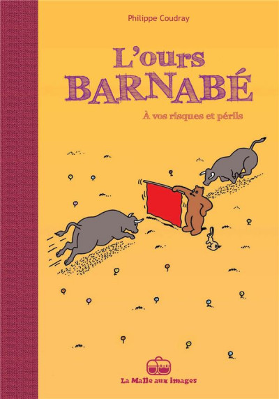 Couverture L'ours barnabé tome 14