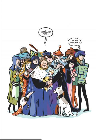 Page 2 le chevalier double ; d'après l'œoeuvre de Théophile Gautier
