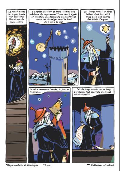 Page 3 le chevalier double ; d'après l'œoeuvre de Théophile Gautier
