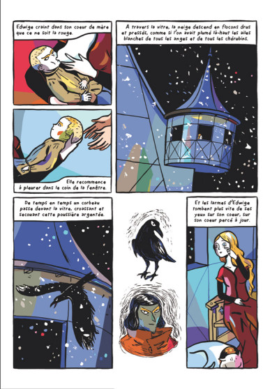 Page 6 le chevalier double ; d'après l'œoeuvre de Théophile Gautier