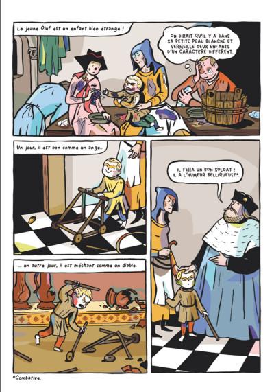 Page 7 le chevalier double ; d'après l'œoeuvre de Théophile Gautier