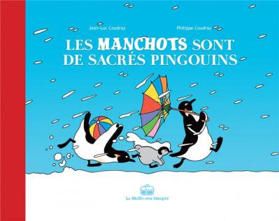 image de les manchots sont de sacrés pingouins