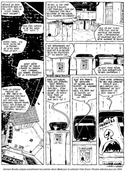Page 3 La Boîte à bulles en images