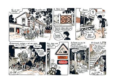 Page 8 au gré des courants ; (carnet de pérégrinations) à Amboise et alentour