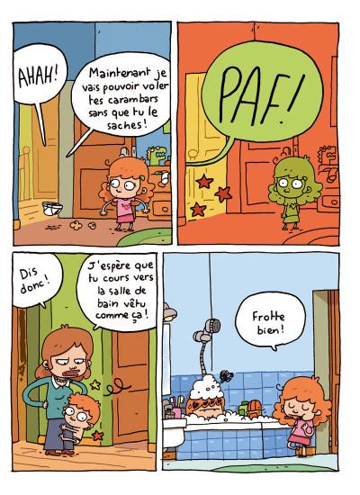 Page 3 où es-tu Léopold ? tome 1 - invisible c'est pas du jeu