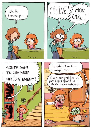 Page 6 où es-tu Léopold ? tome 1 - invisible c'est pas du jeu