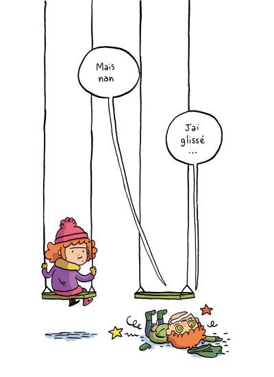 Page 8 où es-tu Léopold ? tome 1 - invisible c'est pas du jeu