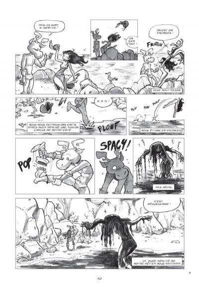 Page 2 space Kariboo - ton copain avec Marianne sur les genoux