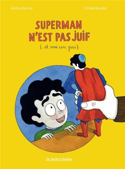 image de Superman n'est pas juif (... et moi un peu)