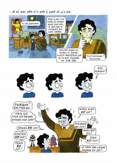 Page 2 Superman n'est pas juif (... et moi un peu)