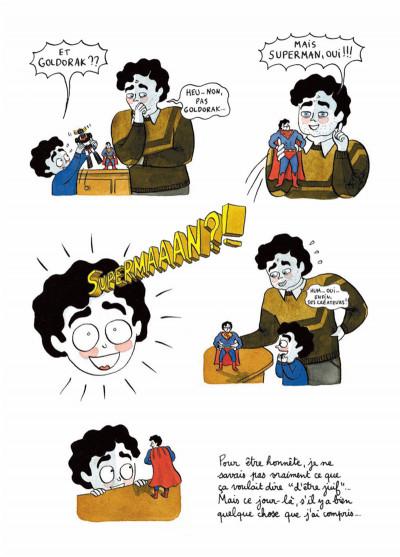 Page 3 Superman n'est pas juif (... et moi un peu)