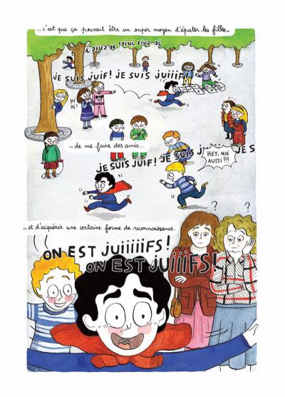 Page 4 Superman n'est pas juif (... et moi un peu)