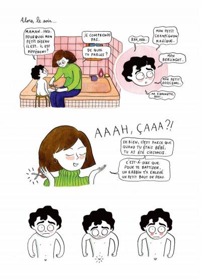 Page 7 Superman n'est pas juif (... et moi un peu)