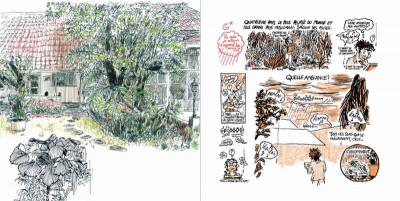 Page 3 kompilasi komikus ; (carnet de résidences) en Indonésie