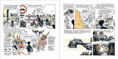 Page 7 kompilasi komikus ; (carnet de résidences) en Indonésie