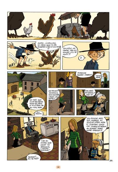 Page 5 mon cousin dans la mort