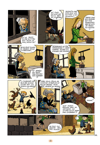 Page 6 mon cousin dans la mort