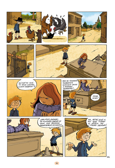 Page 7 mon cousin dans la mort