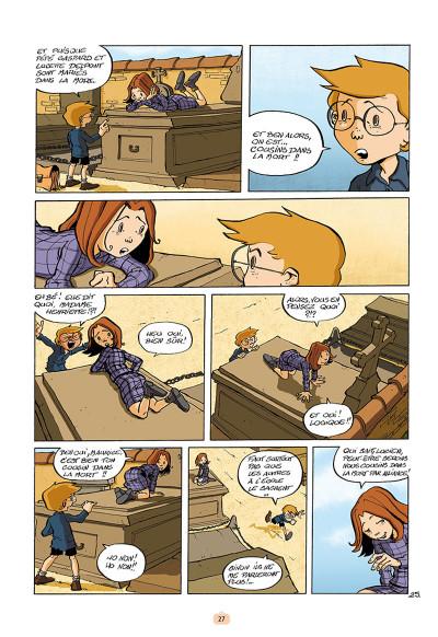 Page 8 mon cousin dans la mort
