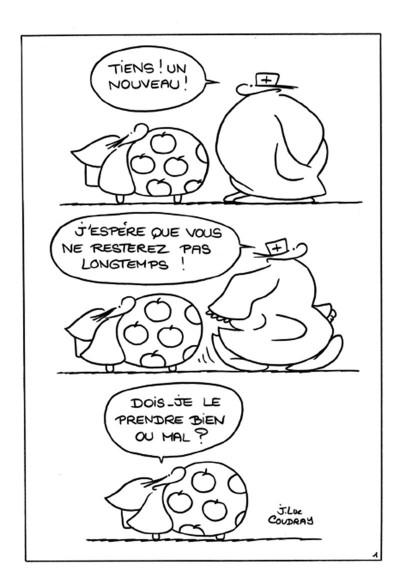 Page 3 Je suis heureux par vengeance : anthologie des dessins d'humour