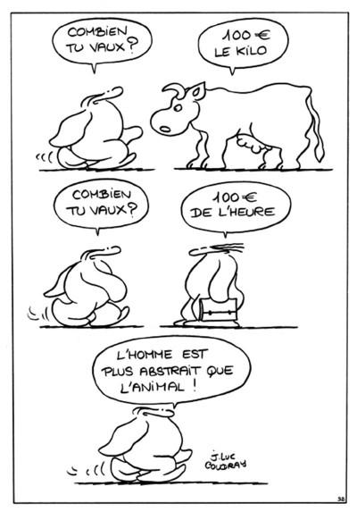 Page 6 Je suis heureux par vengeance : anthologie des dessins d'humour