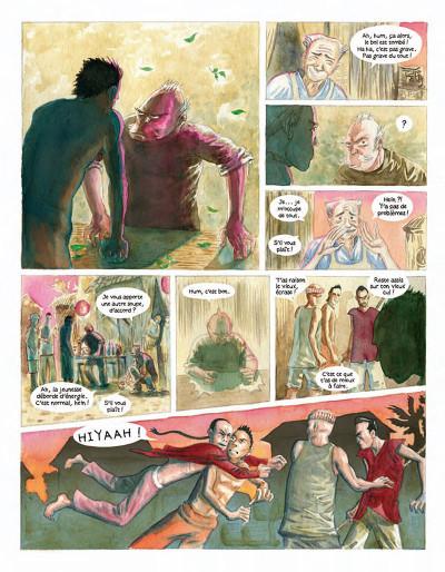 Page 2 Le vaurien. les aventures de mong kheo