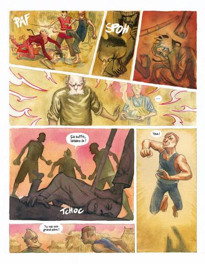 Page 3 Le vaurien. les aventures de mong kheo