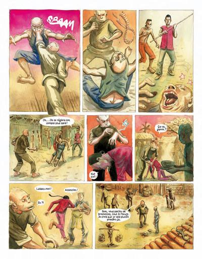 Page 4 Le vaurien. les aventures de mong kheo