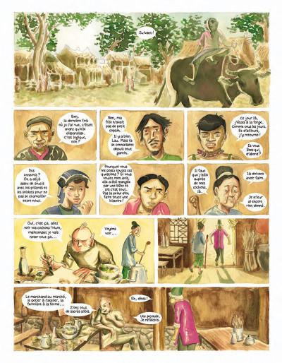 Page 7 Le vaurien. les aventures de mong kheo