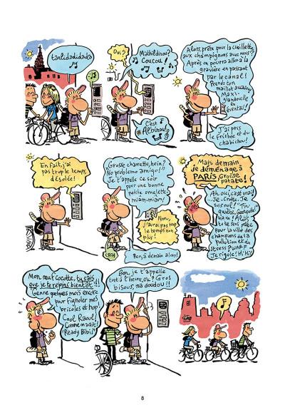 Page 4 Le Roman d'un gland