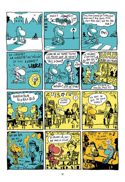 Page 6 Le Roman d'un gland
