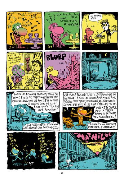Page 7 Le Roman d'un gland