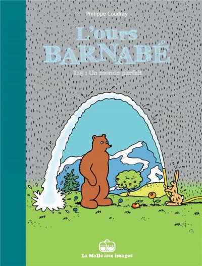 image de L'ours Barnabé tome 15 - Un Monde Parfait