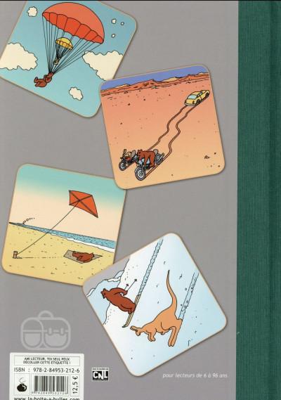 Dos L'ours Barnabé tome 15 - Un Monde Parfait