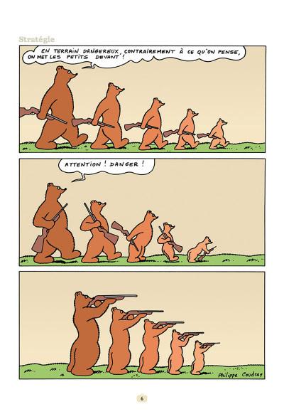 Page 4 L'ours Barnabé tome 15 - Un Monde Parfait