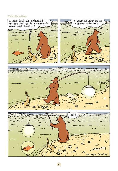 Page 8 L'ours Barnabé tome 15 - Un Monde Parfait