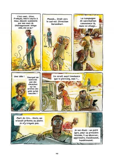 Page 6 Les heures noires