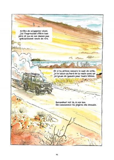 Page 8 Les heures noires