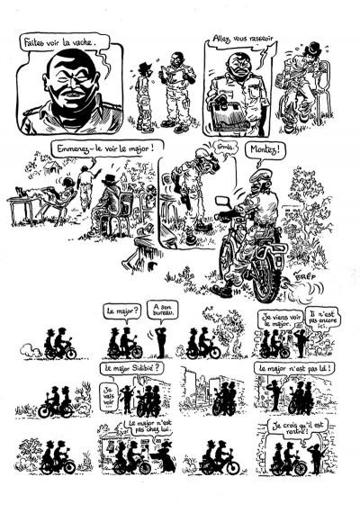 Page 6 Mille parages tome 1 - fragments bourlingatoires d'ici et d'ailleurs